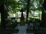 Megemlékezés Erzsébet királyné szobránál